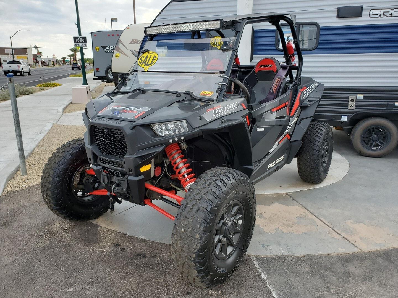 Used, 2018, Polaris, RZR XP® 1000 EPS Black Pearl, Utility Vehicles