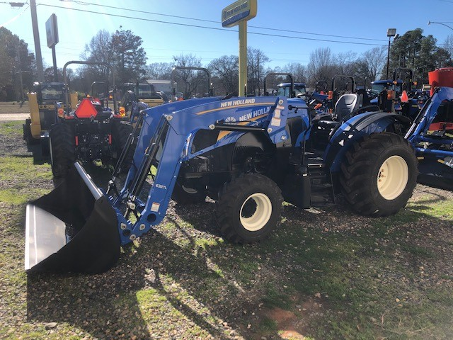 New, 2020, New Holland Agriculture, Workmaster 105 Low Profile, Tractors