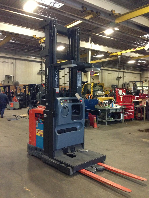 Used, 2010, Toyota Industrial Equipment, 6BPU15, Forklifts / Lift Trucks