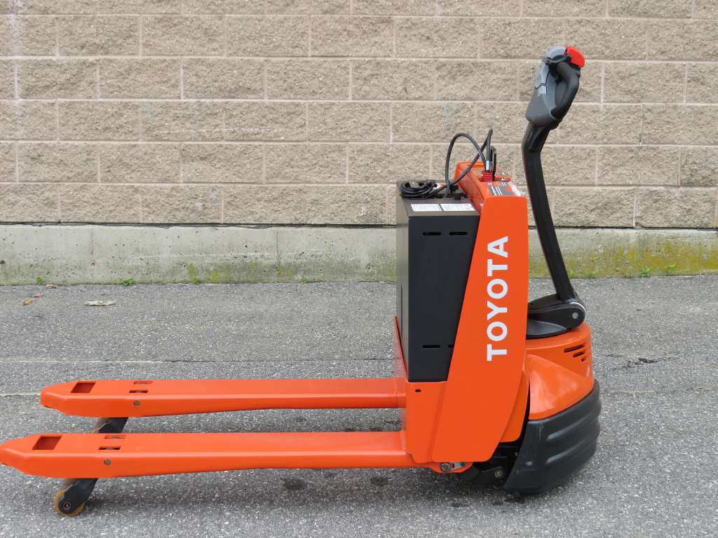 Used, 2015, Toyota Industrial Equipment, 7HBW23, Forklifts / Lift Trucks