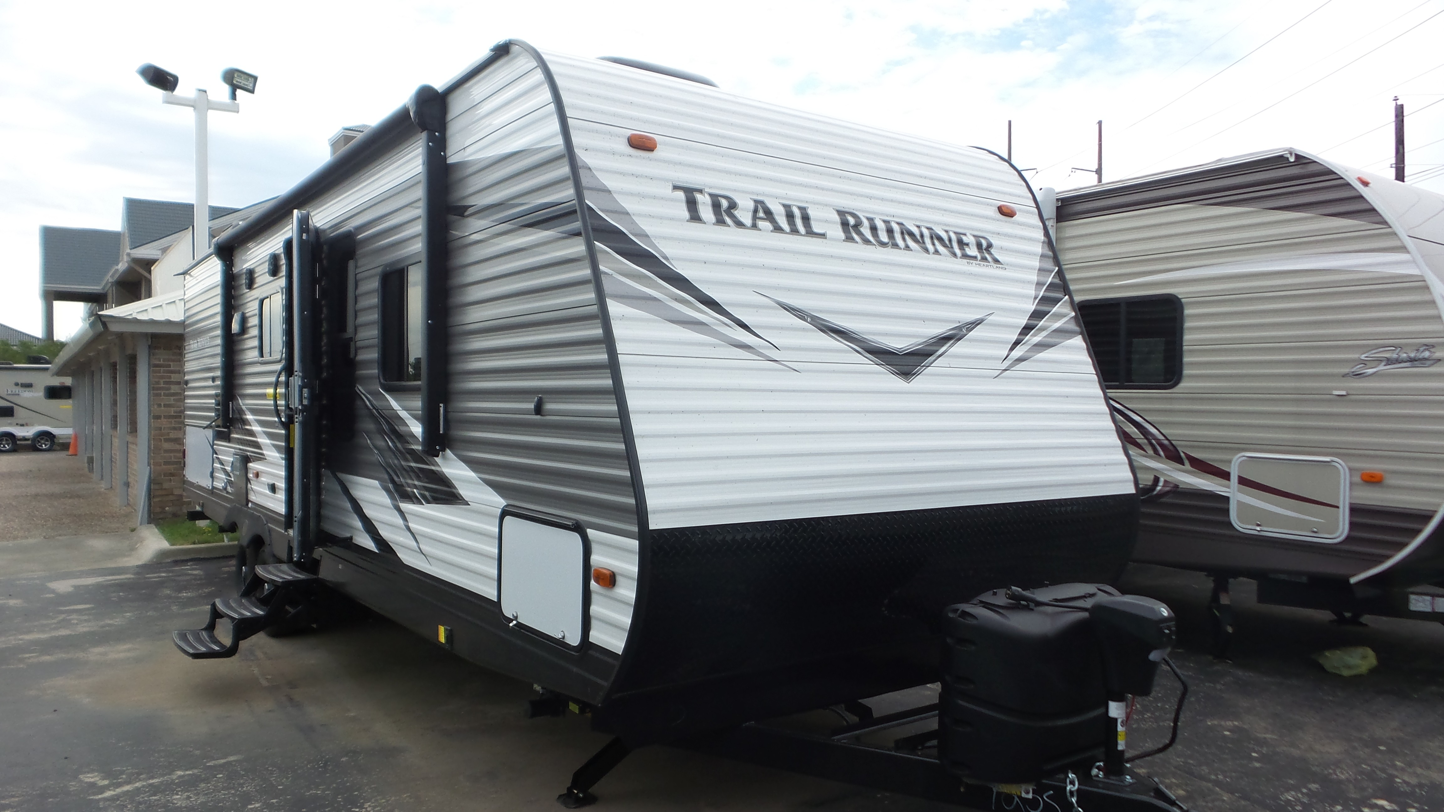 New, 2020, Heartland, Trail Runner 28RE, Travel Trailers