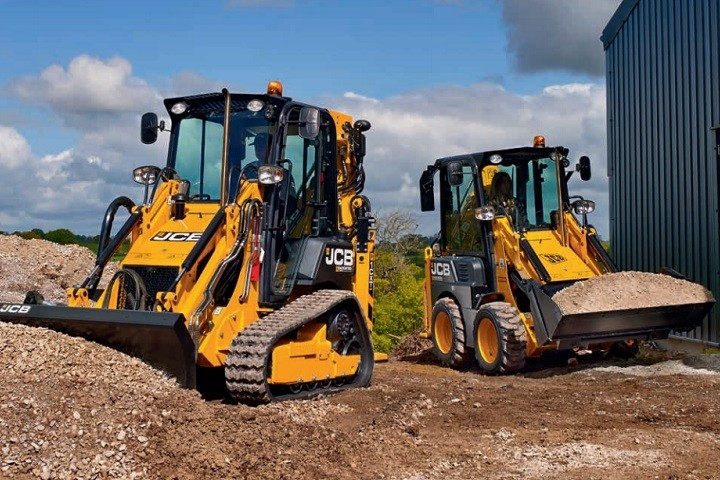 New, 2019, JCB, 1CXT, Backhoe Loaders