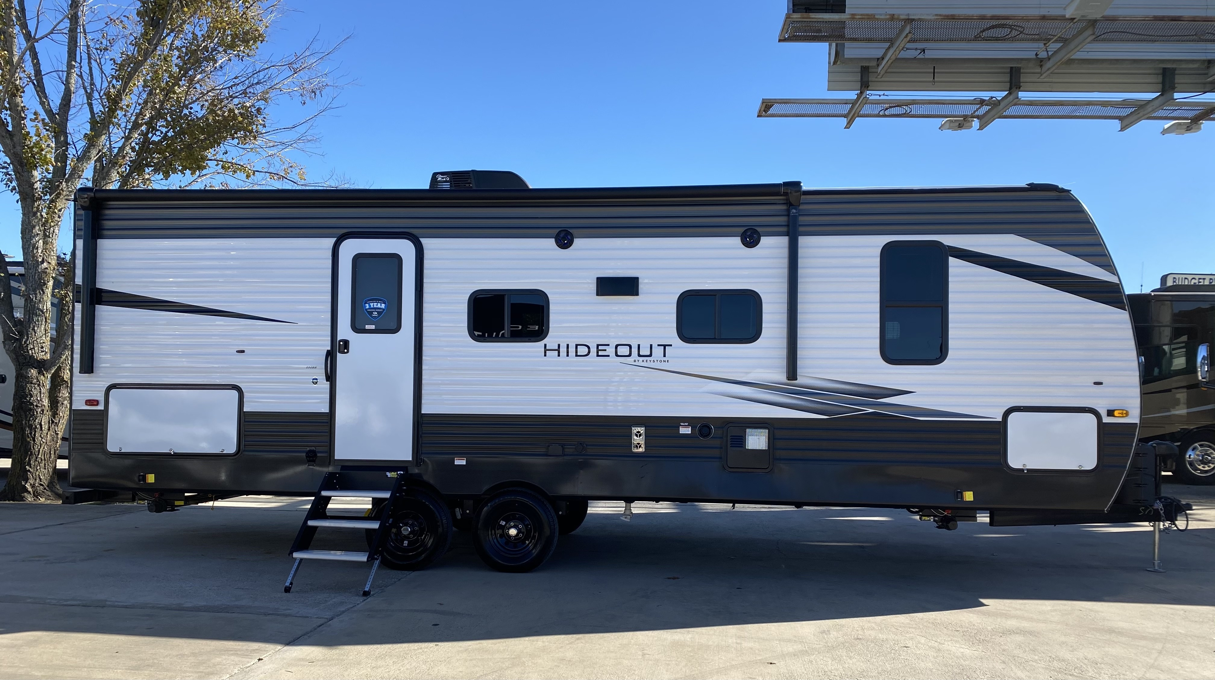 New, 2021, Keystone, Hideout 250BH, Travel Trailers