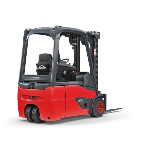 New, 2019, Linde, 346 Series, Forklifts / Lift Trucks