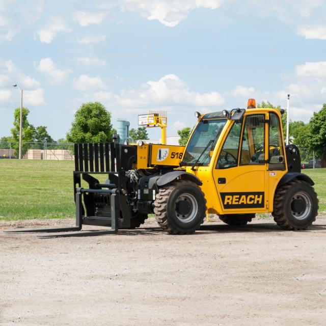 New, 2021, Load Lifter, 518, Forklifts / Lift Trucks