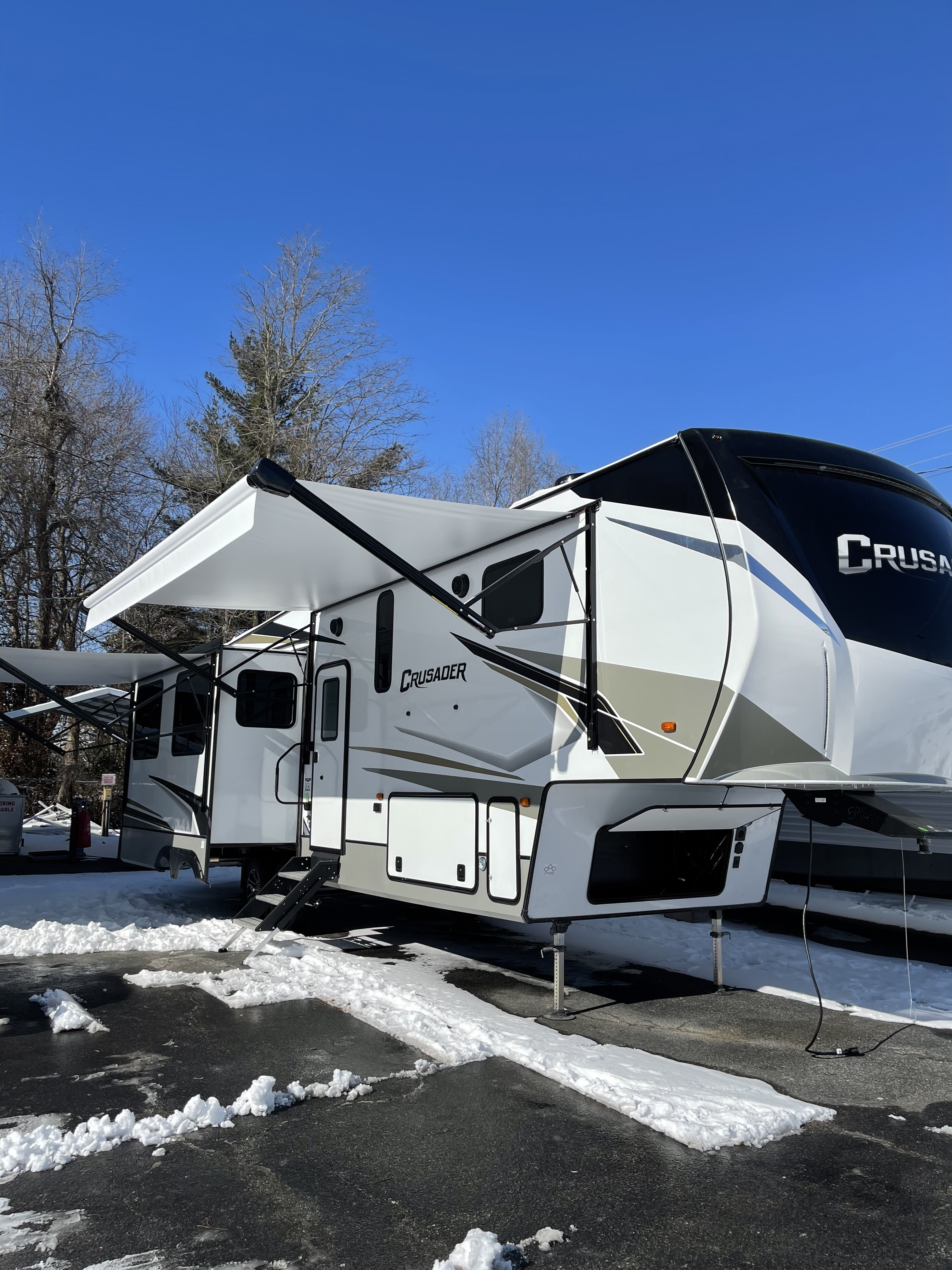New, 2021, Prime Time Manufacturing, Crusader 335 RLP, Fifth Wheels