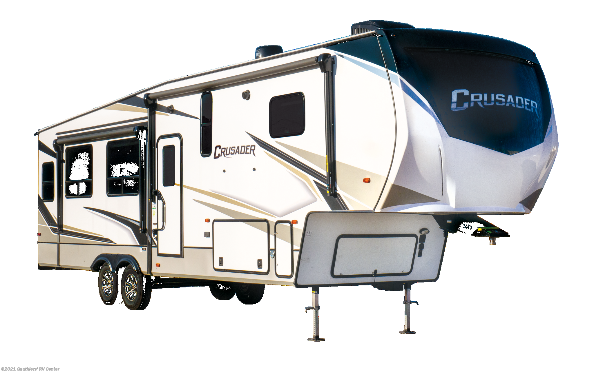 New, 2021, Prime Time Manufacturing, Crusader 382MBH, Fifth Wheels
