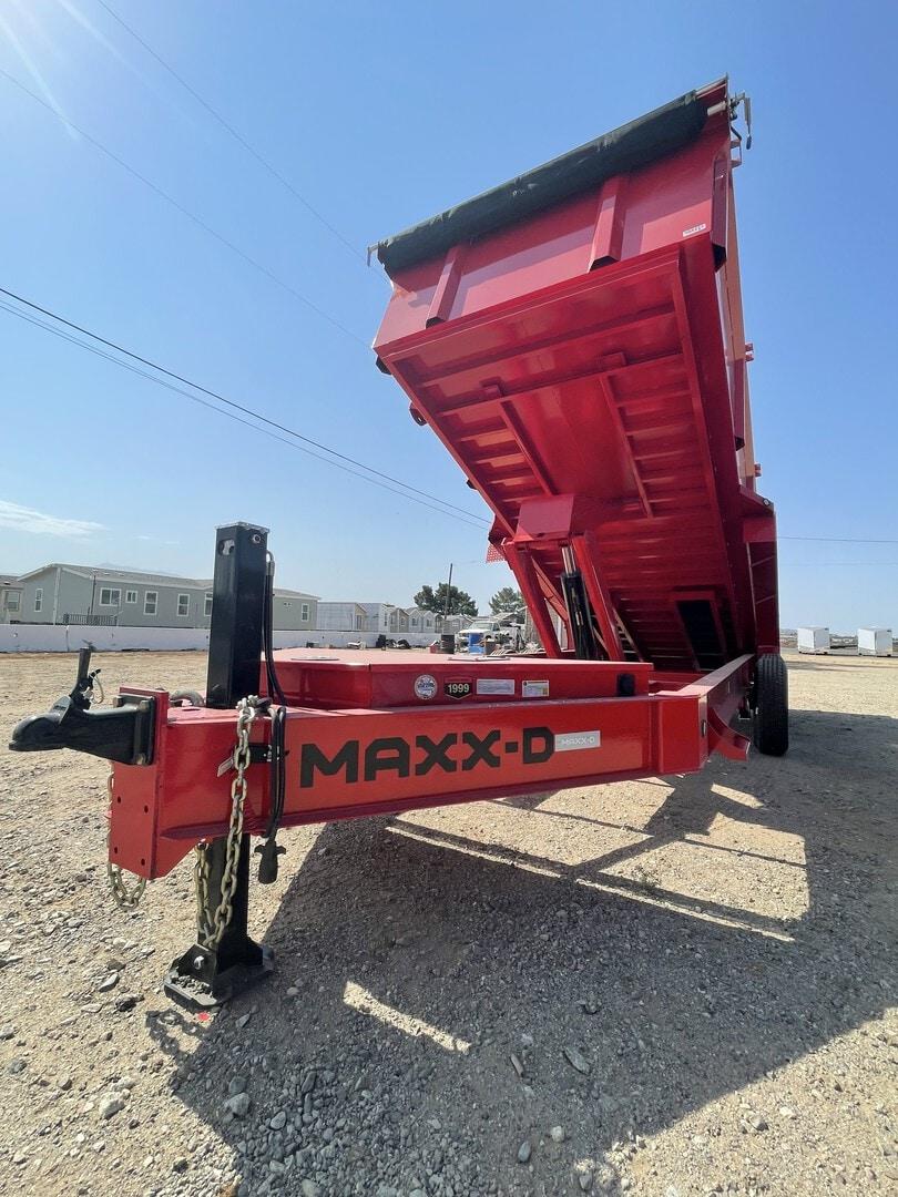 New, 2021, Maxxd Trailers, New Maxx-D Dump Trailer 7x20' 21,000LB GVWR in Beaumont, CA, Dump Trailers