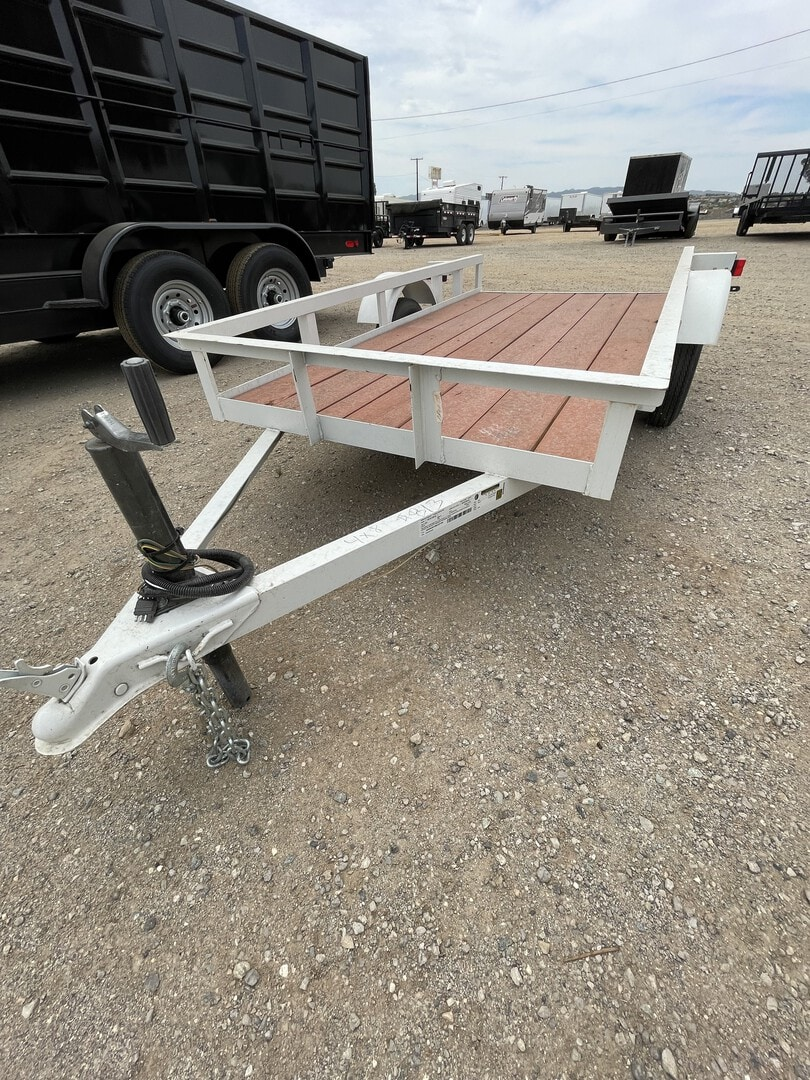New, 2021, Carson Trailer, 4X6' Lightweight Utility in Beaumont, CA, Utility Trailers