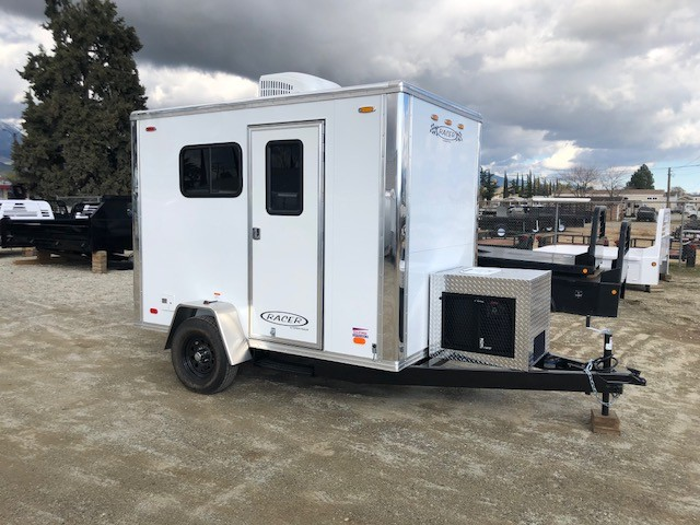 New, 2019, Carson Trailer, RC 6 x 10 Custom grooming trailer   Beaumont Ca, Trailers