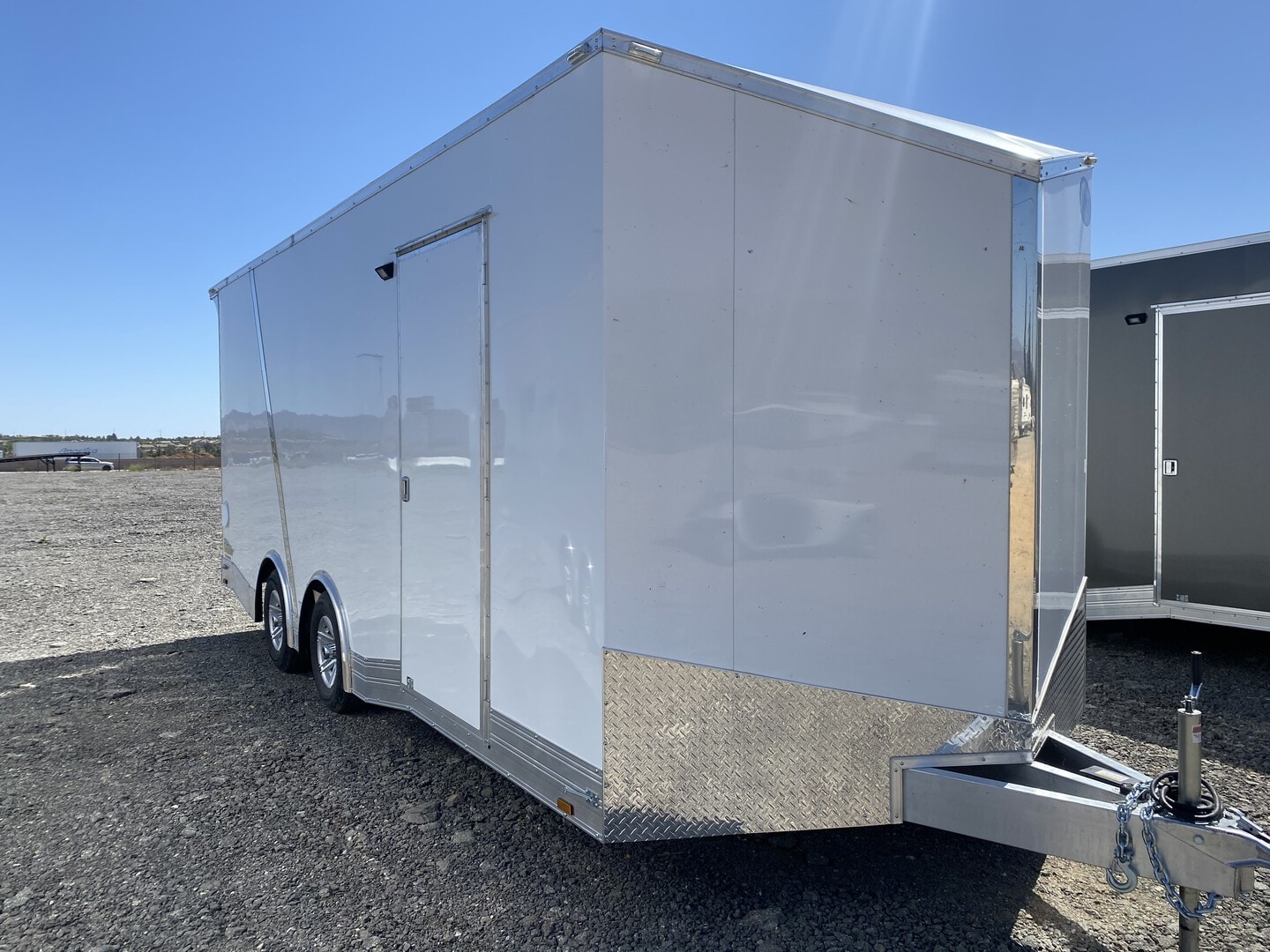 New, 2022, Forest River, 2022 Forest River Slingshot 8.5x20' in Beaumont, CA, Enclosed Trailers