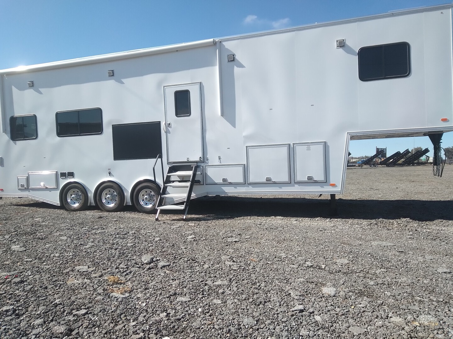 Used, 2020, Carson Trailer, RC383, Fifth Wheels