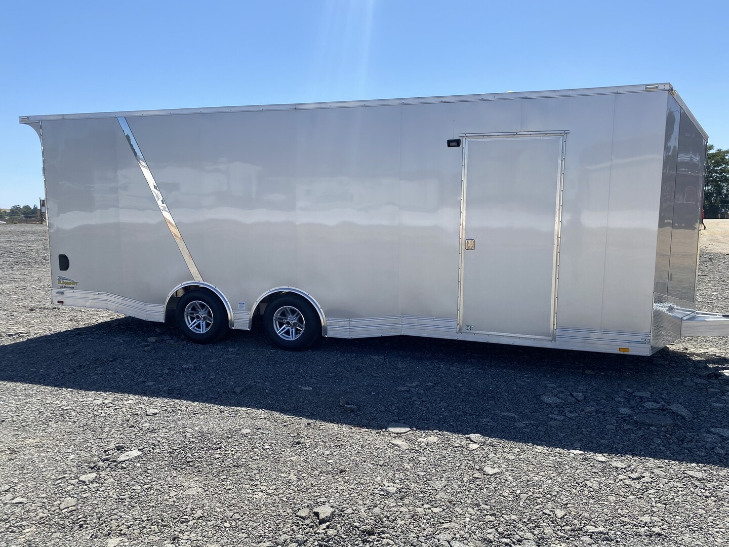 New, 2022, Forest River, 2022 Forest River Slingshot 8.5x24' in Beaumont, CA, Enclosed Trailers