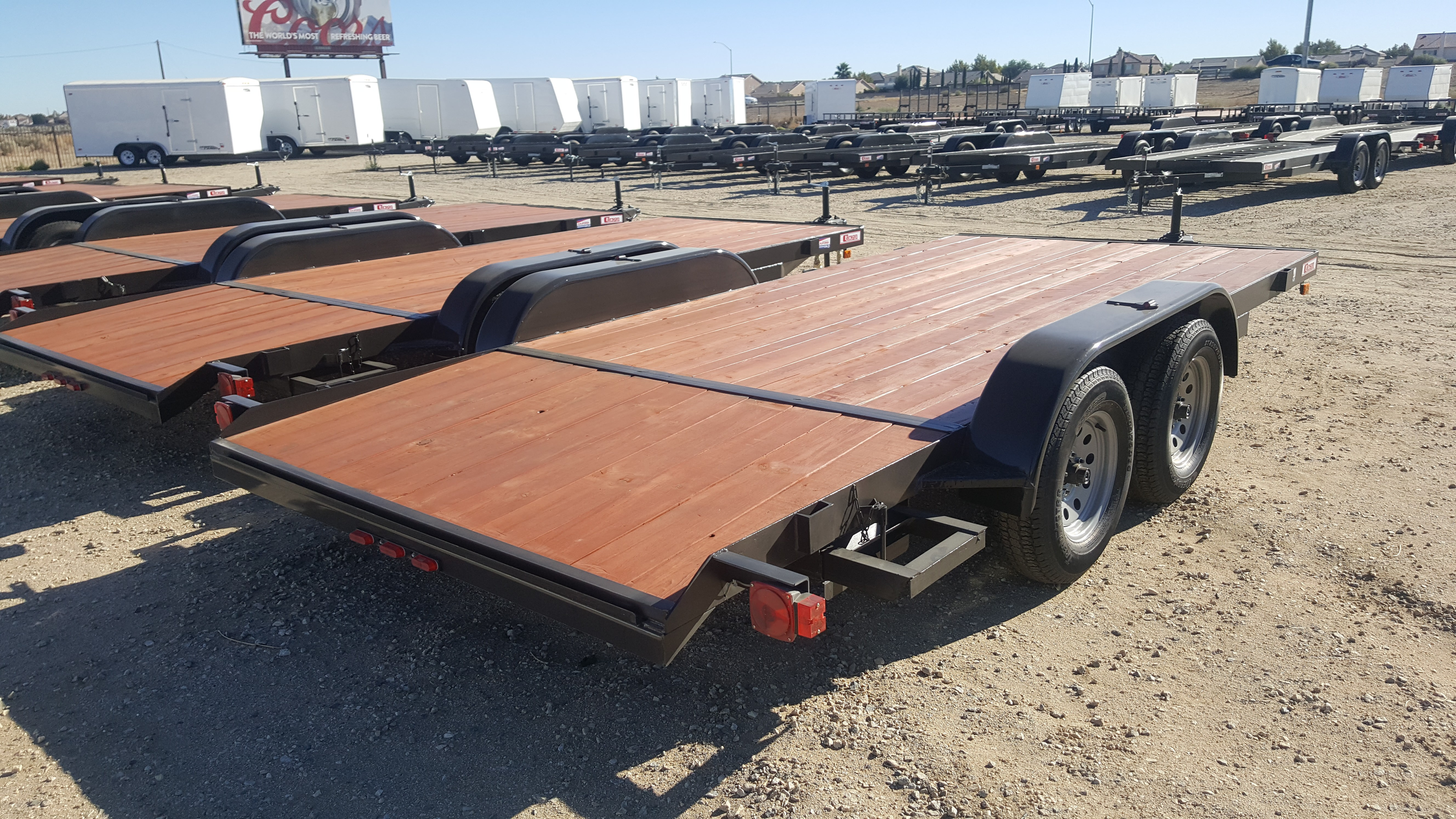 New, 2019, Carson Trailer, BS162- LANCASTER, Trailers