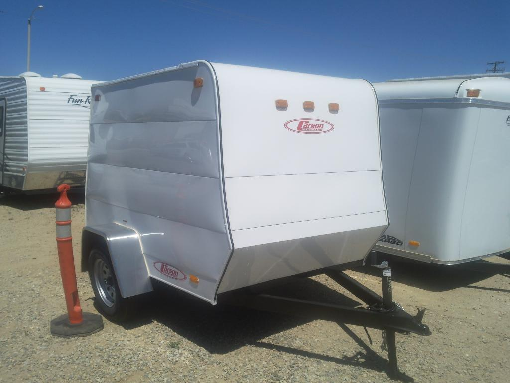 New, 2019, Carson, BE081- LANCASTER, Cargo Trailers