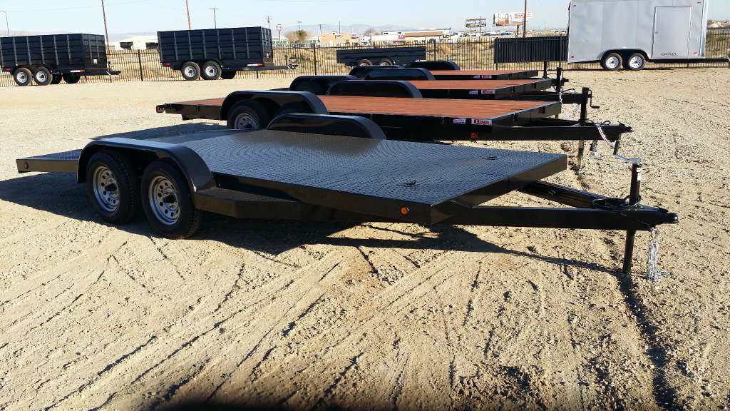 New, 2019, Carson, DC162-NORCO, Trailers