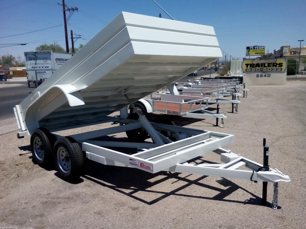 New, 2019, Carson, DT122, Trailers