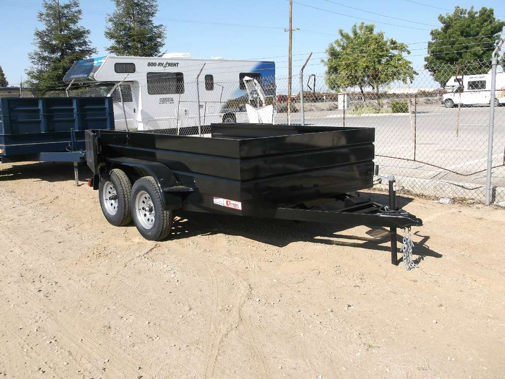 New, 2019, Carson, DT 122, Equipment Trailers
