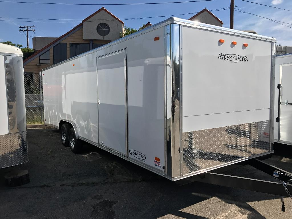 New, 2019, Carson, 26 Dlx Racer, Toy Haulers