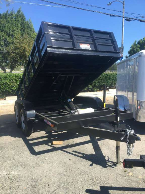 New, 2019, Carson, DT 12- 2, Equipment Trailers