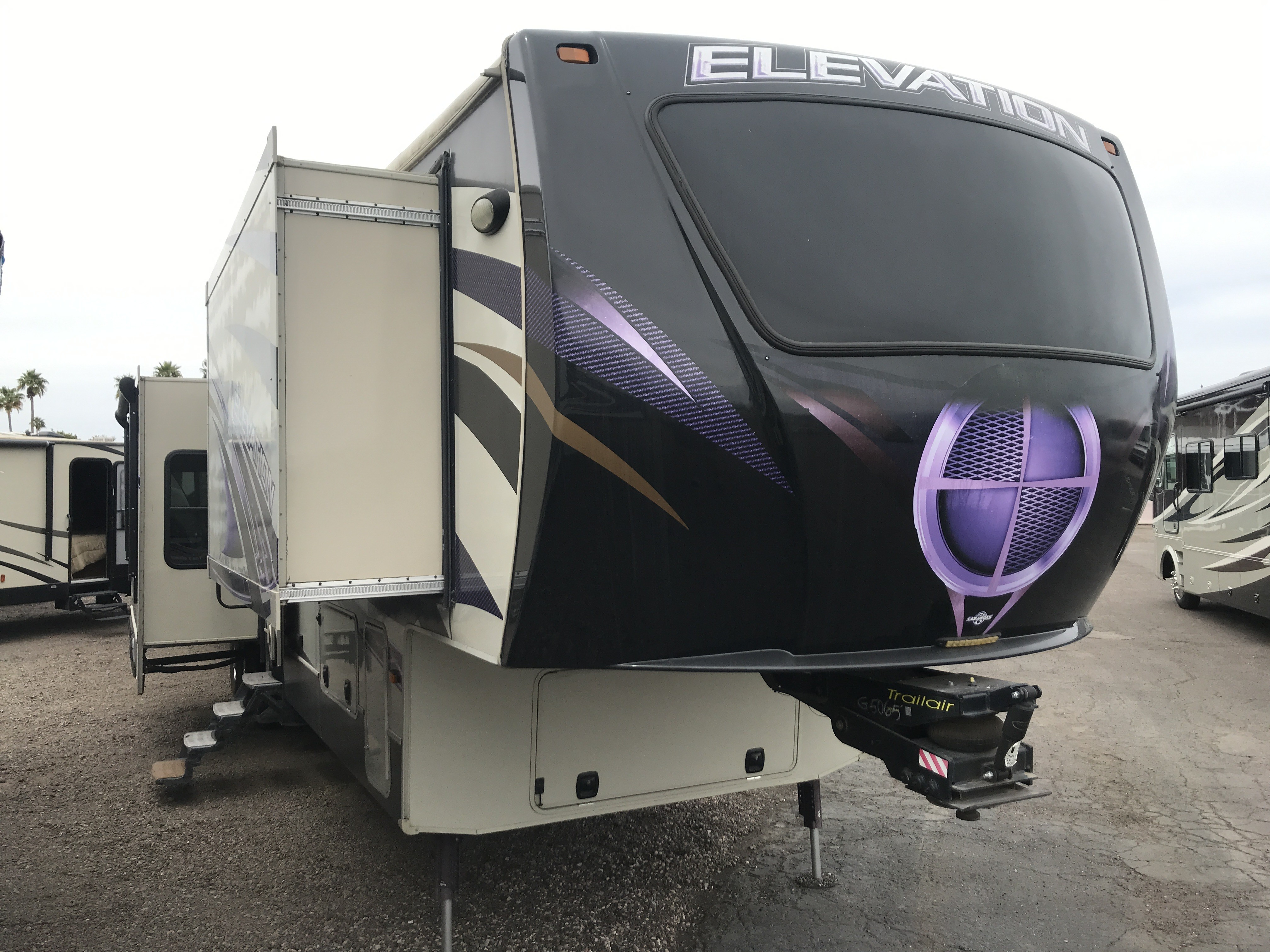 Used, 2015, CrossRoads, Elevation TF-38LV Las Vegas, Toy Haulers