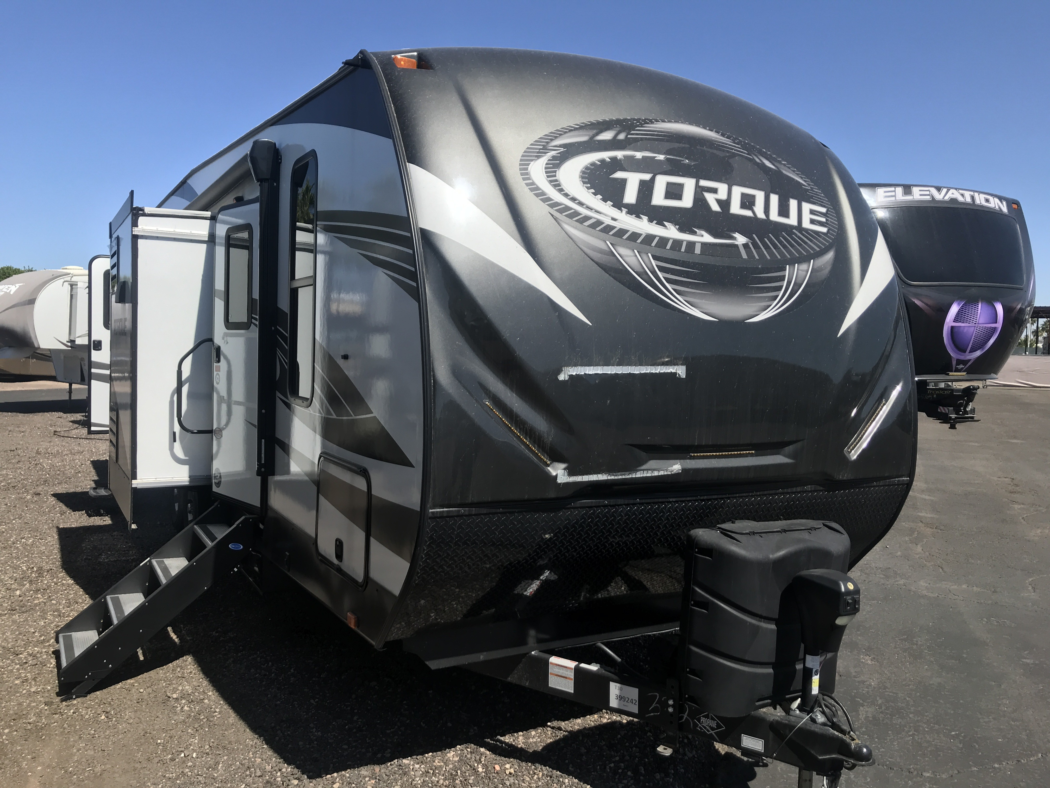 Used, 2019, Heartland, Torque TQ T30, Toy Haulers