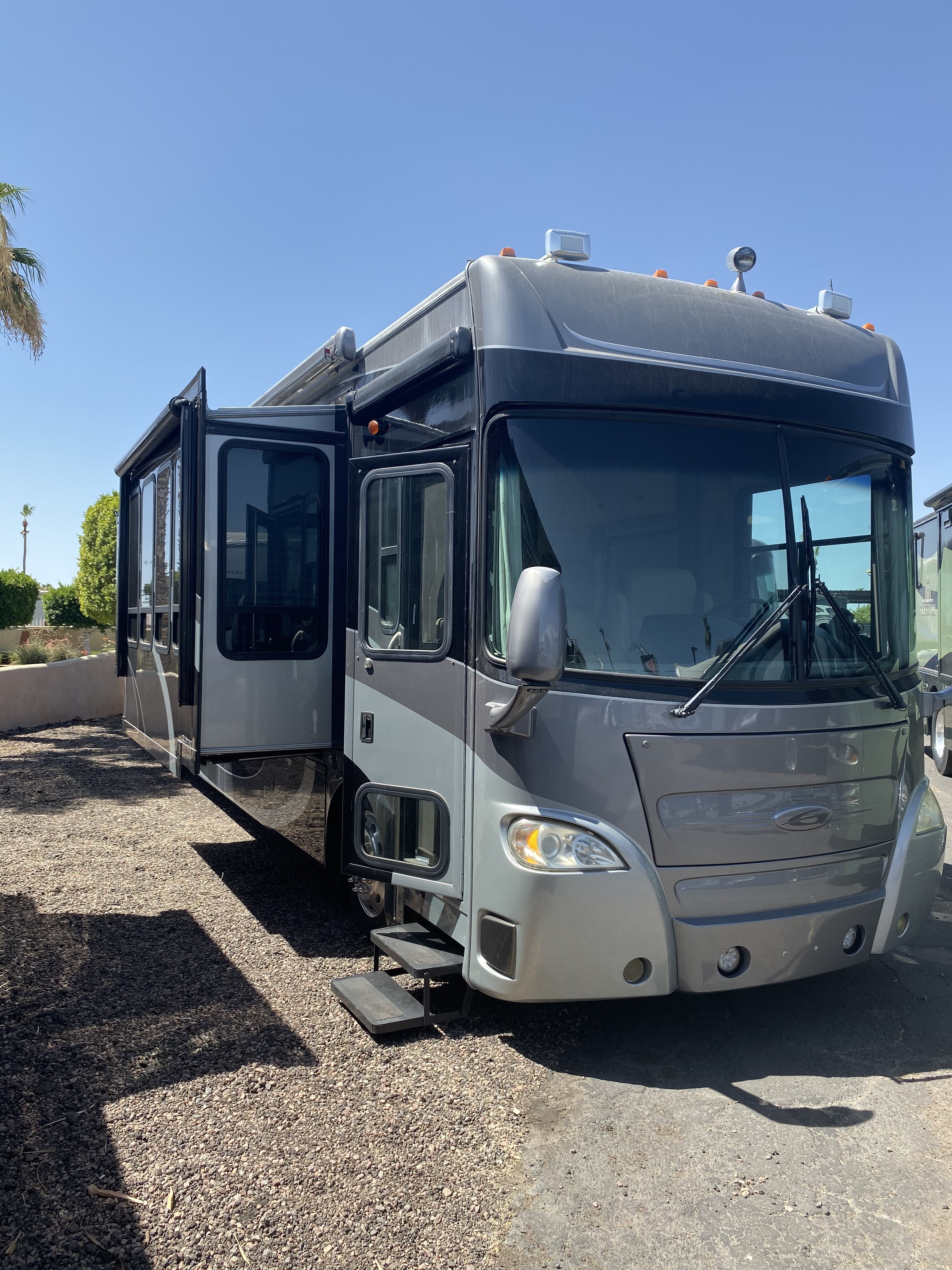 Used, 2007, Gulf Stream, Friendship G8 4818, RV - Class A