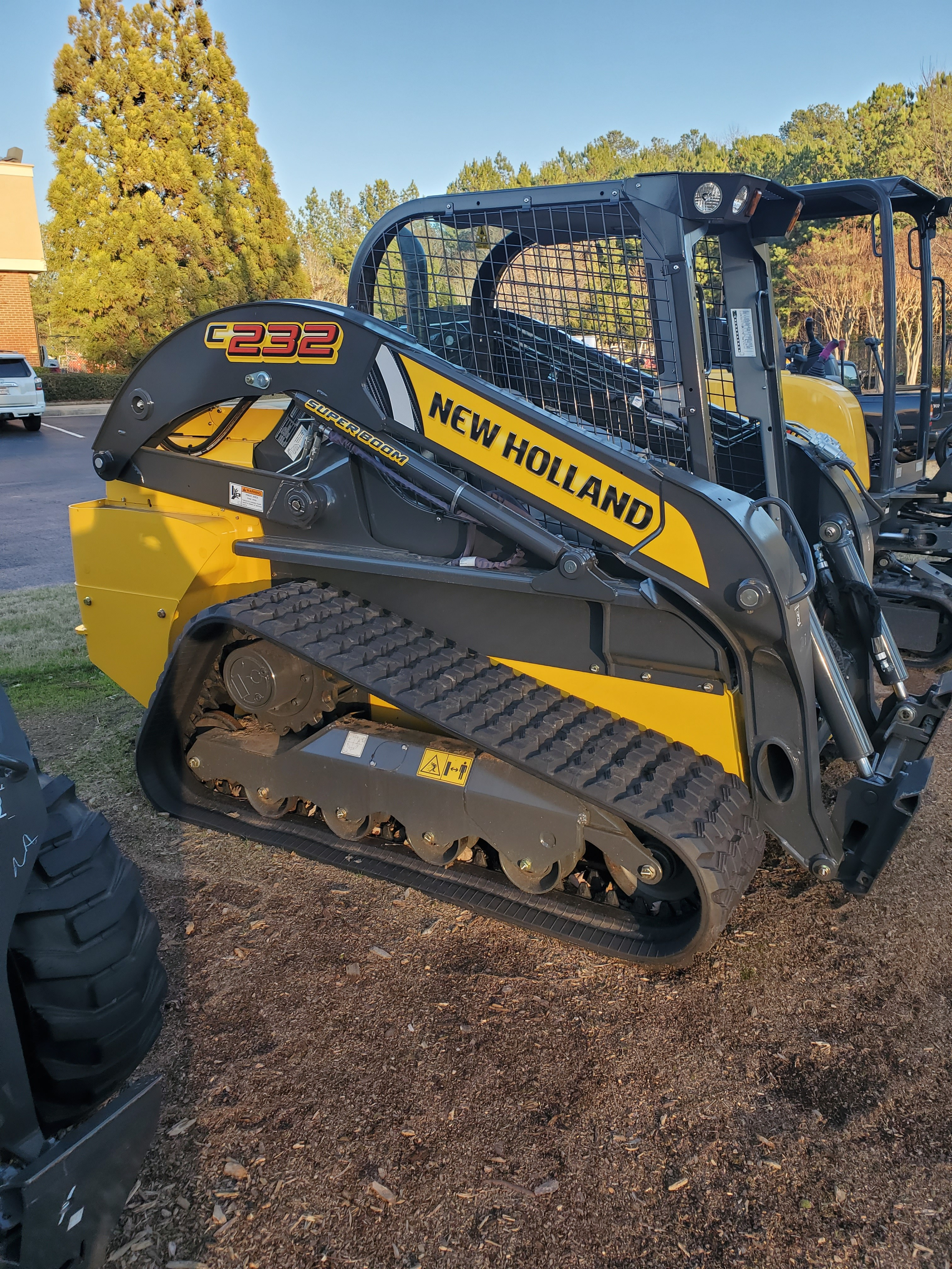 New, 2019, New Holland Construction, C232, Skid Steers