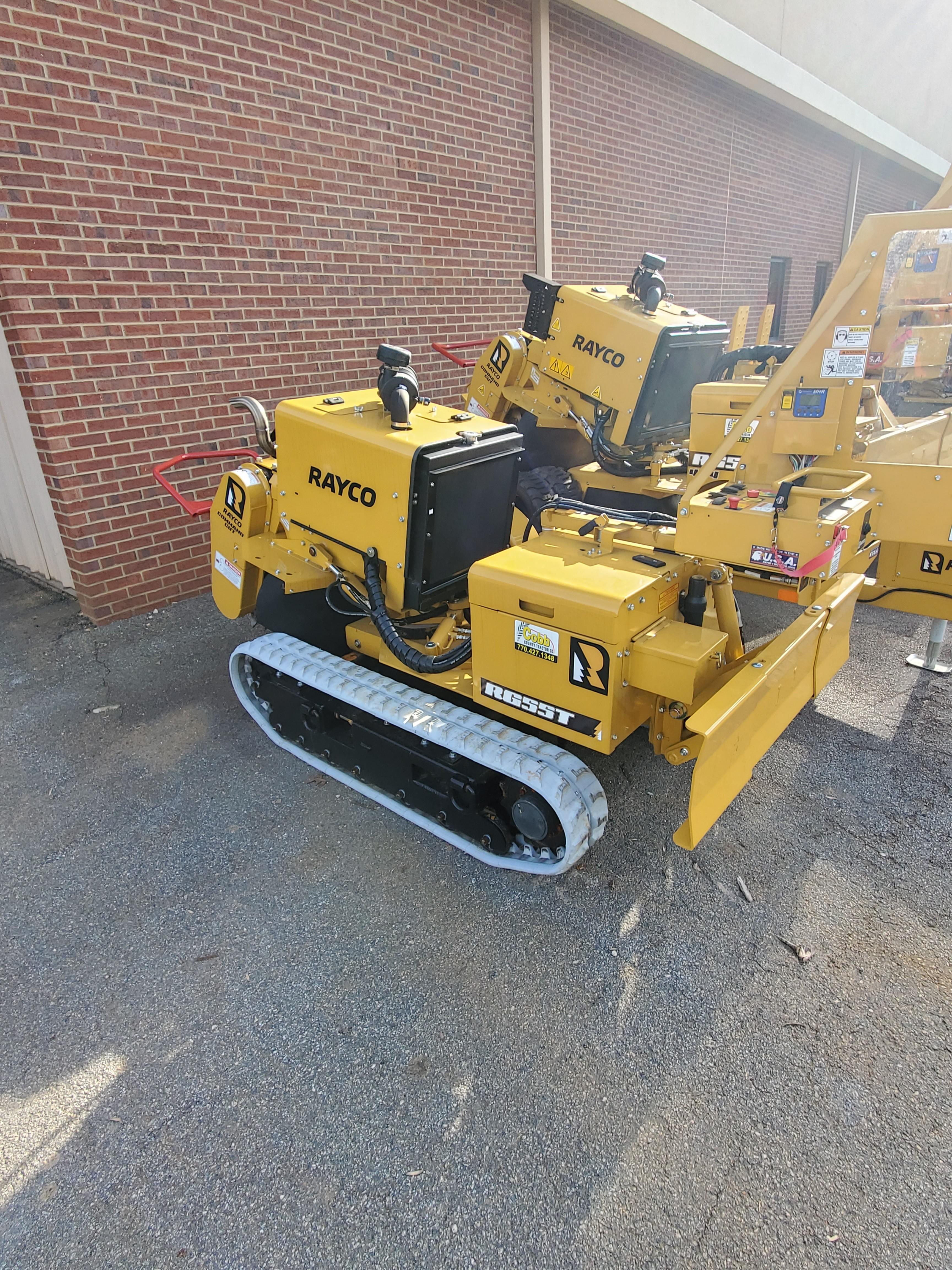 New, 2019, Rayco, RG55T-R, Stump Cutters