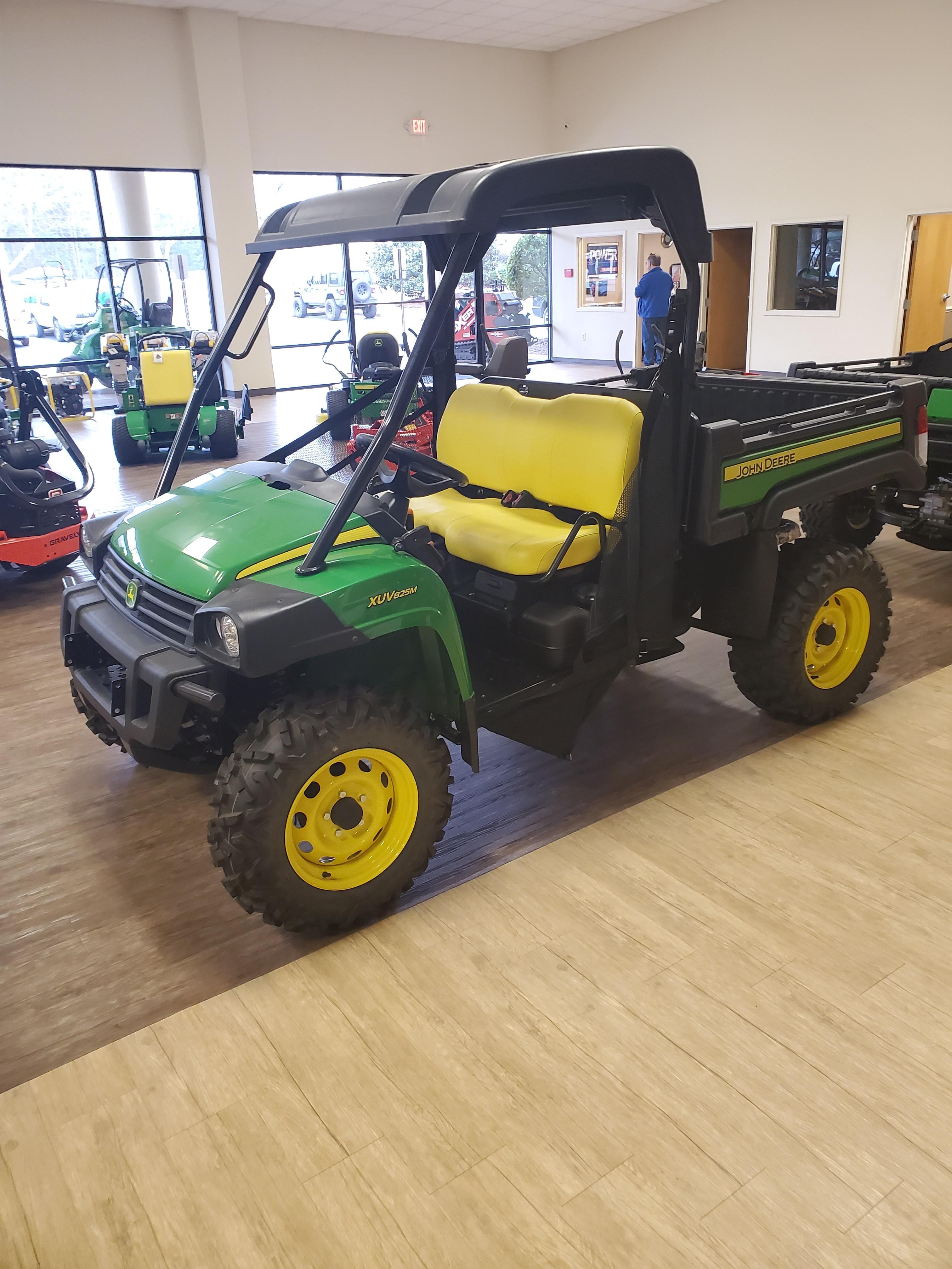 New, 2019, John Deere, Gator™ XUV825M Base, Utility Vehicles