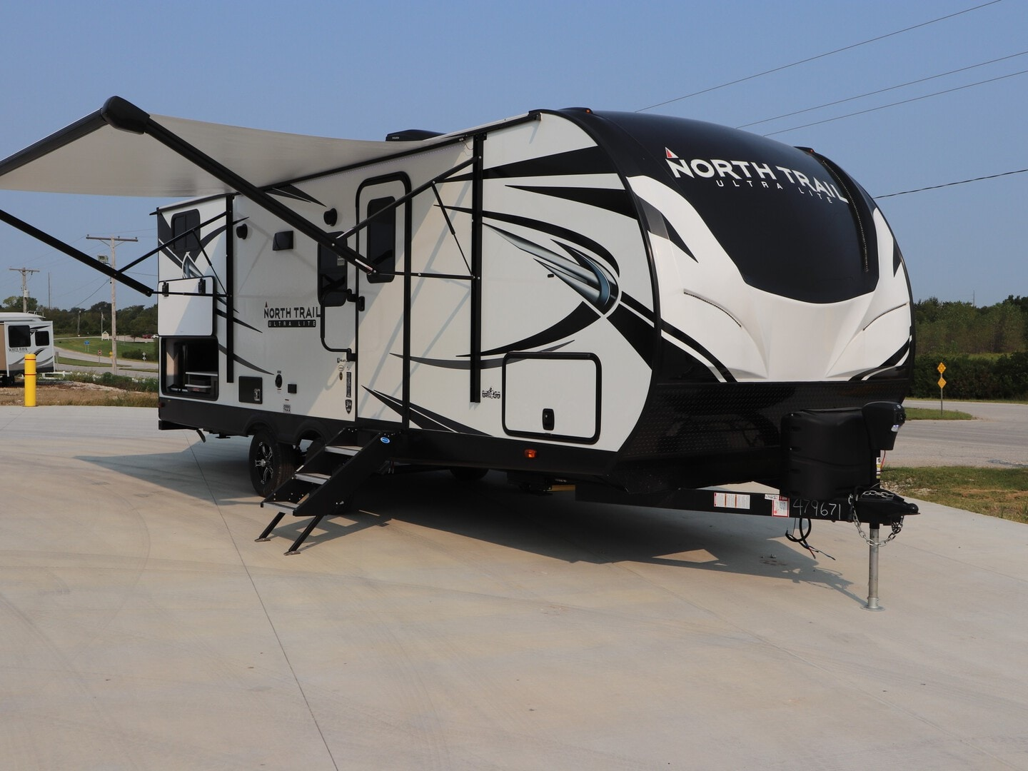New, 2021, Heartland, NORTH TRAIL 24BHS, Travel Trailers