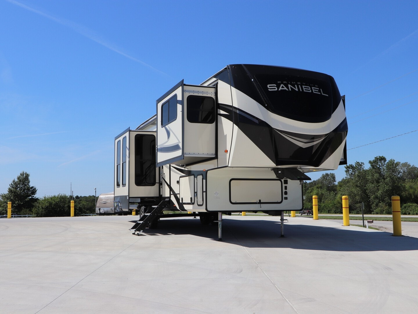 New, 2022, Prime Time Manufacturing, Sanibel 3802WB, Fifth Wheels