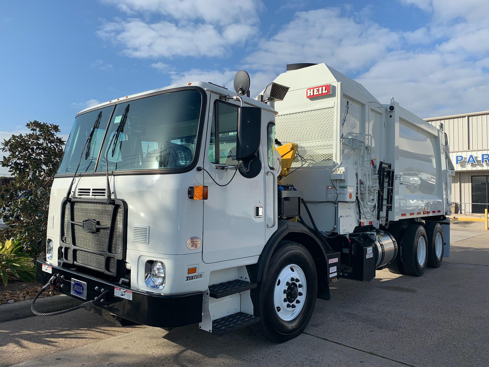 New, 2021, Autocar, ACX 64 Xpeditor, Refuse Hauler Trucks