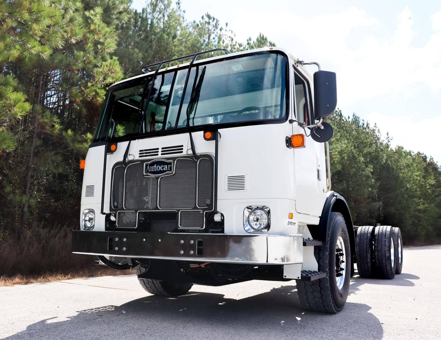 New, 2022, Autocar, ACX 64 Xpeditor, Refuse Hauler Trucks