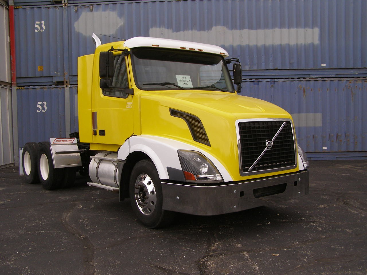 Used, 2005, Volvo, VNL64T300  499160 Miles !! (Misc) 4-5k, Conventional Trucks