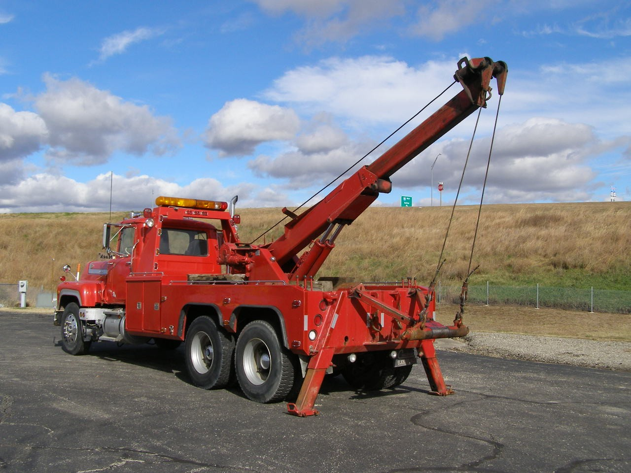 Used, 1973, Mack, RS700L, Tow Trucks
