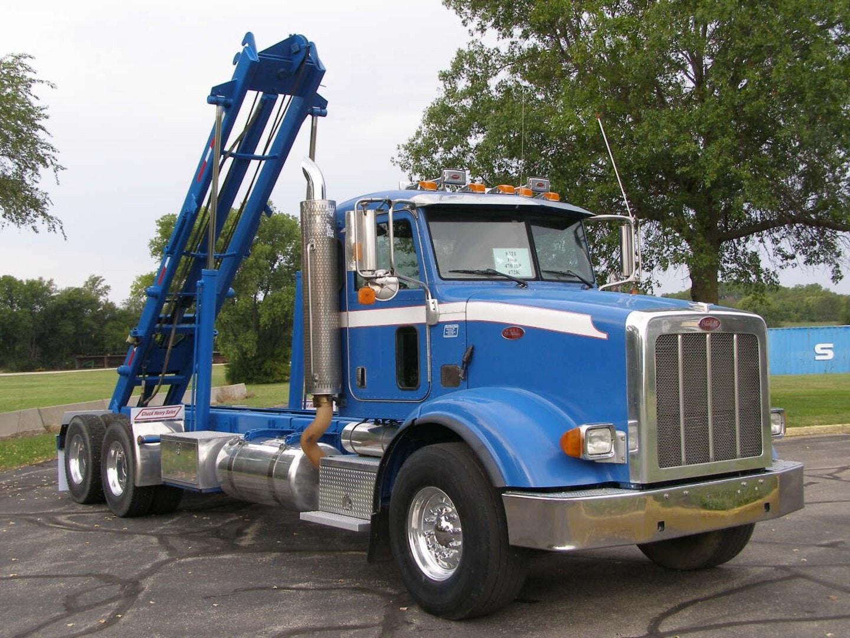 Used, 2008, Peterbilt, 365  472561 Miles!! 4-5k, Conventional Trucks