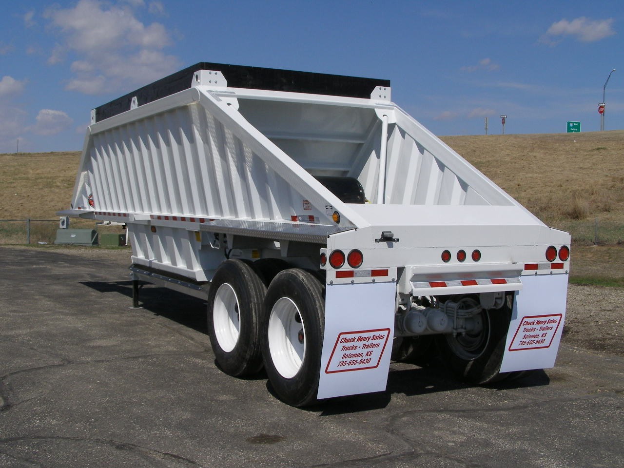 New, 2020, Construction Trailer Specialists, INCTSBD 34' Belly Dump, Truck Trailers