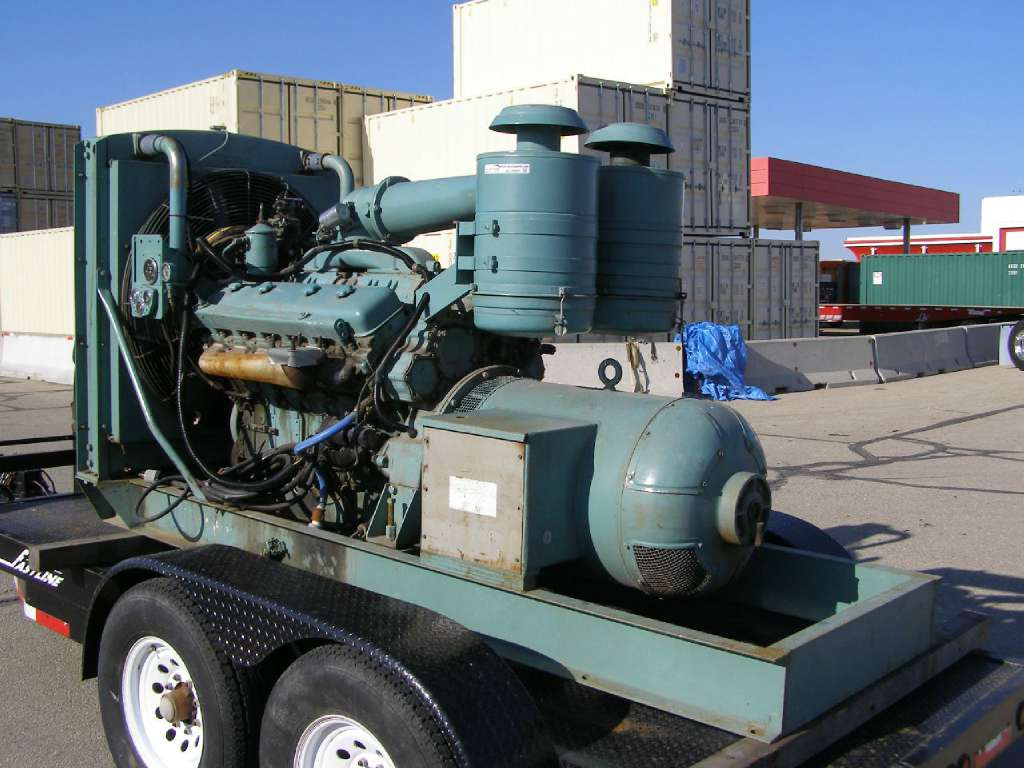 Used, Other, Generator, Generators