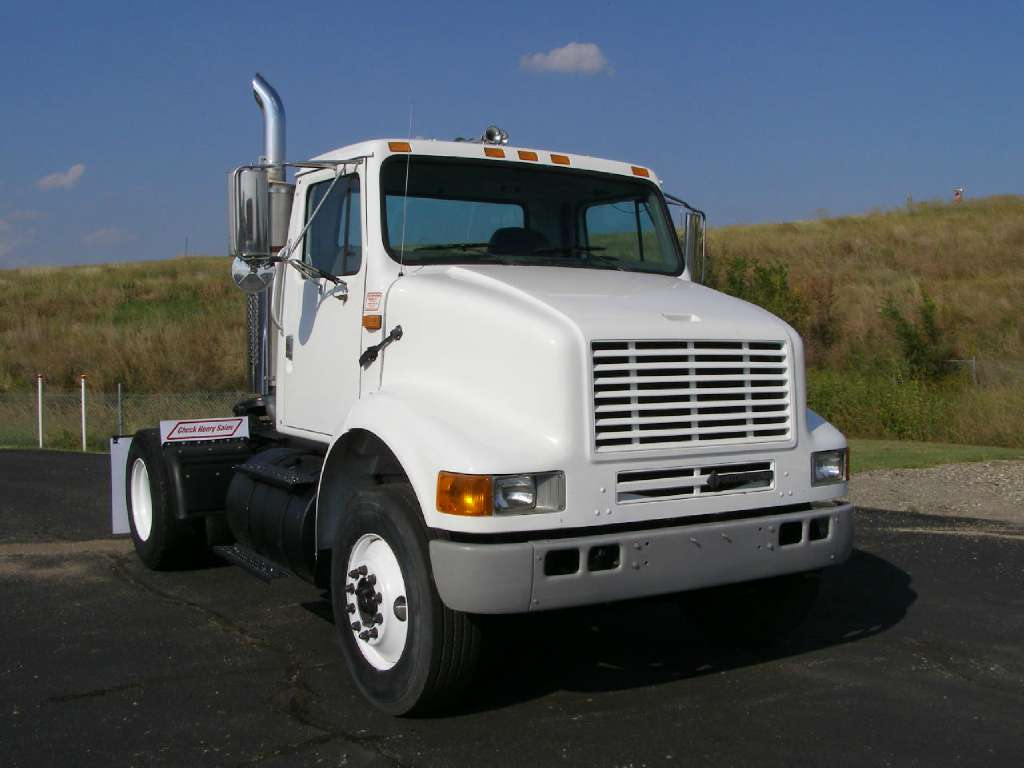 Used, 2002, International, 8100 89871 Miles !! (Misc) 0-1k, Conventional Trucks