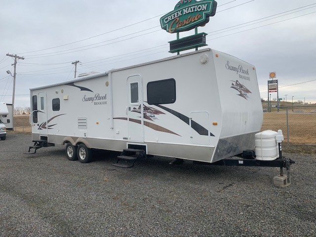 Used, 2011, Brookside, 300 RLS, Travel Trailers