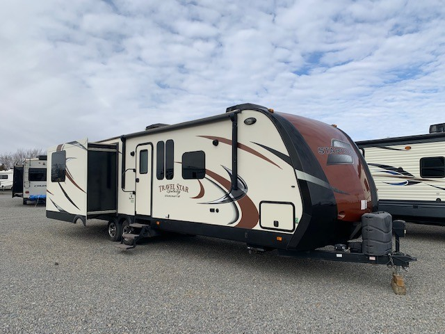 Used, 2016, Starcraft, Travel Star® 324RLTS, Travel Trailers