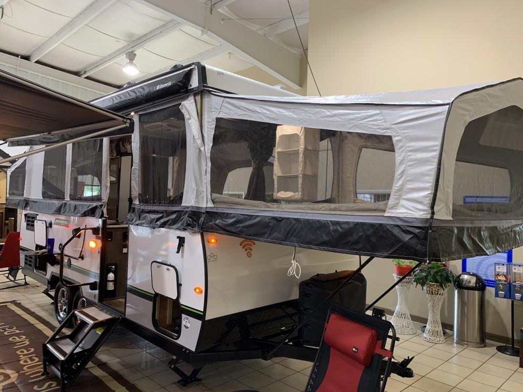New, 2020, Rockwood, HW296, Pop-Up Campers
