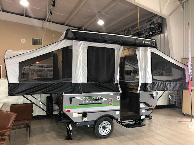 New, 2020, Rockwood, 1640LTD, Pop-Up Campers