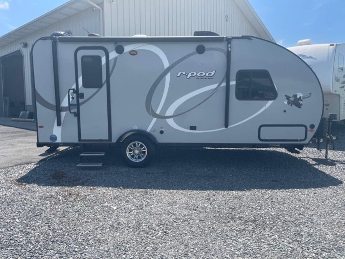 Used, 2020, Forest River, R-Pod RP-195, Travel Trailers
