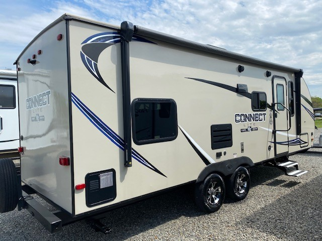 Used, 2019, KZ RV, Connect C212BH, Travel Trailers