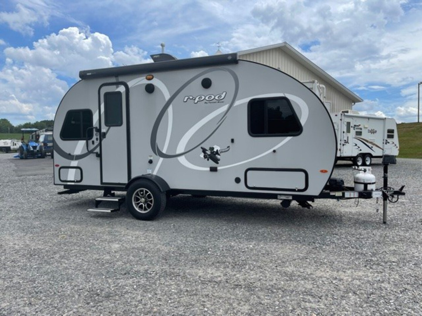 Used, 2019, Forest River, r-pod RP-191, Travel Trailers