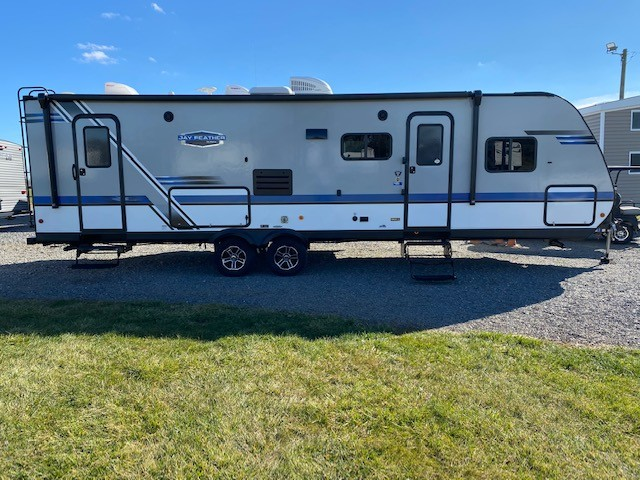 Used, 2020, Jayco, Jay Feather 27BHB, Travel Trailers