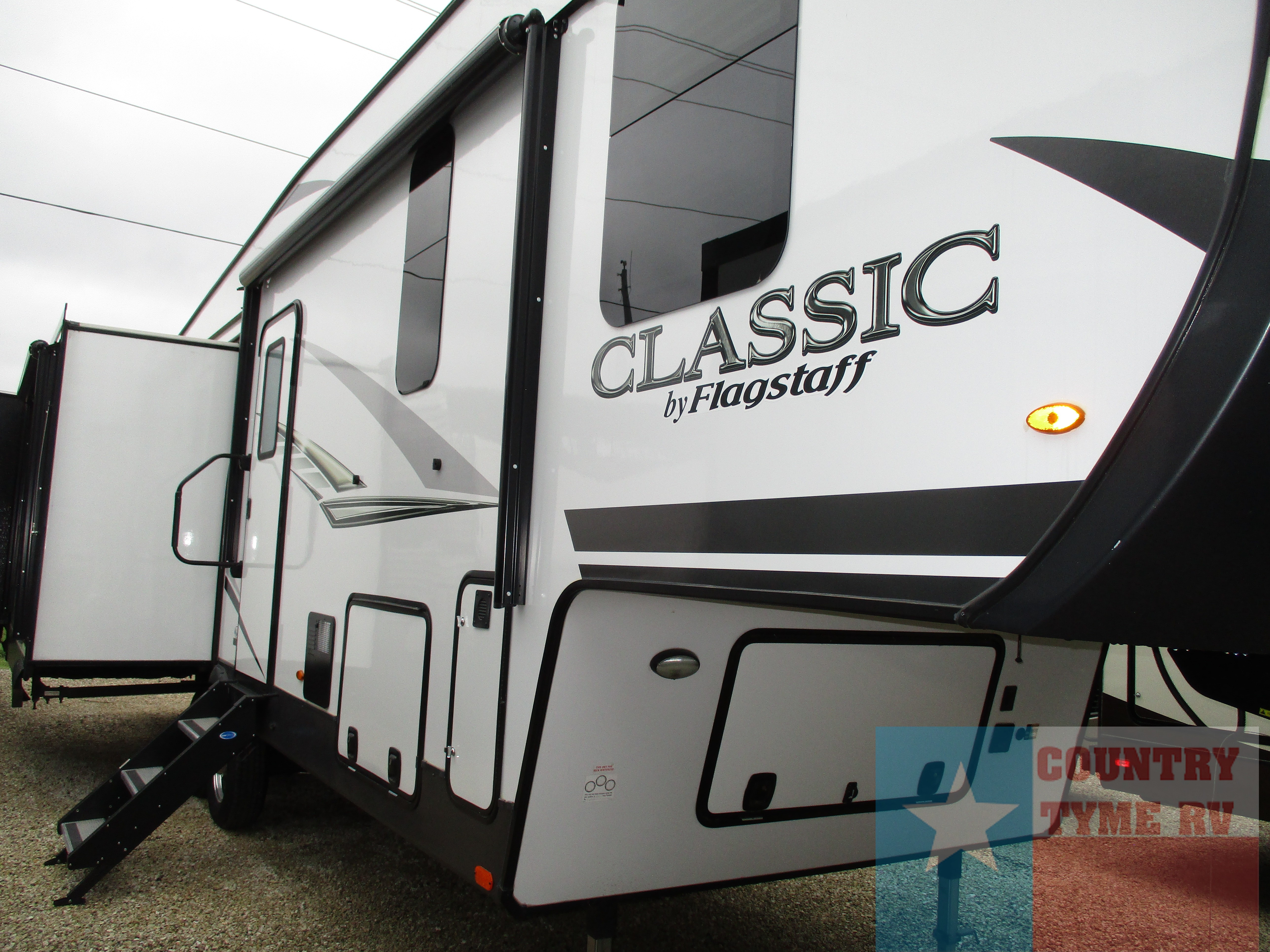 Used, 2019, Forest River, Flagstaff 8529IKBS, Fifth Wheels