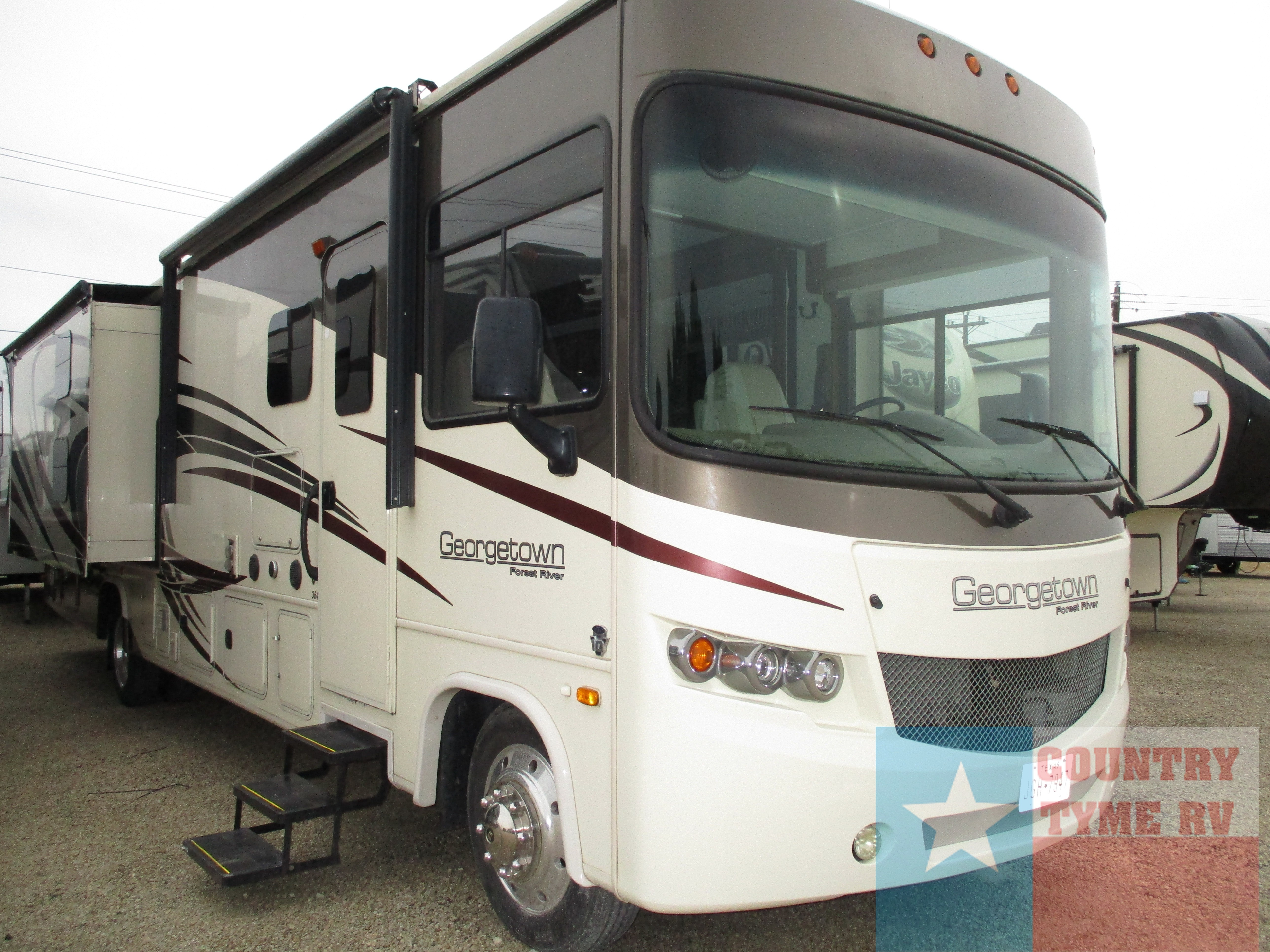 Used, 2016, Forest River, Georgetown 364TS, RV - Class A